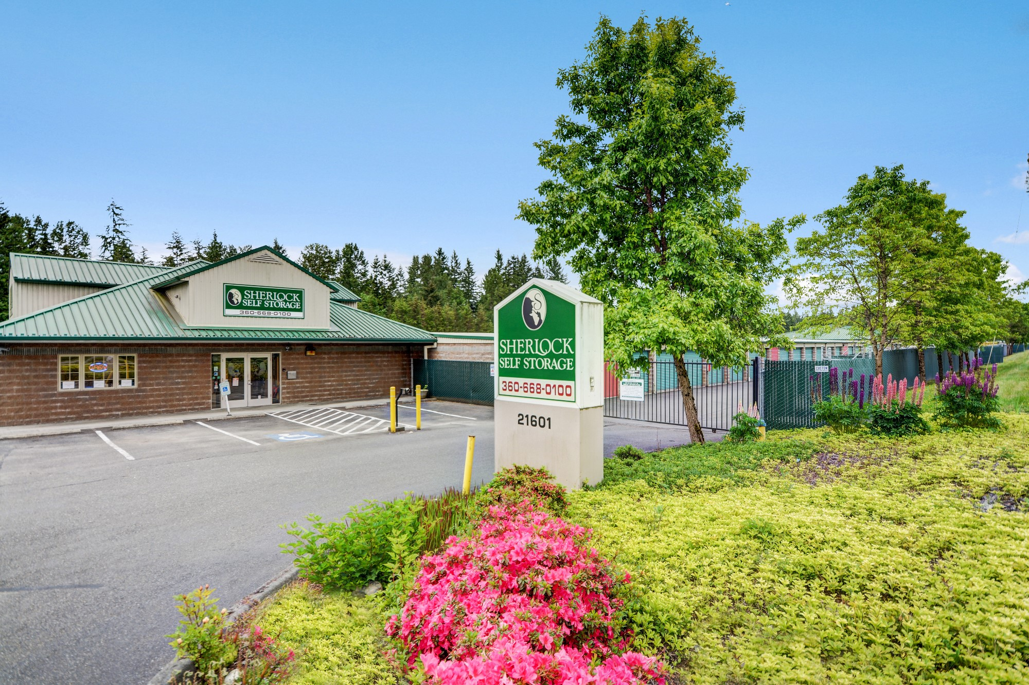 storage units in woodinville, wa | sherlock self storage